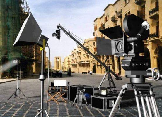 production cinematographique