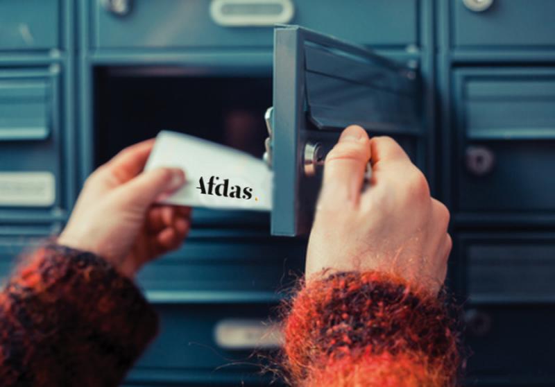 lettre de l'AFDAS