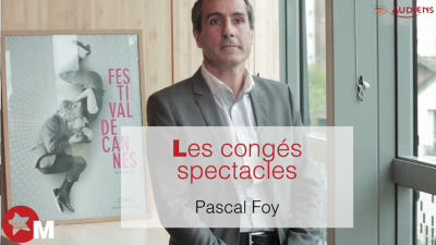 pascal foy conges spectacle