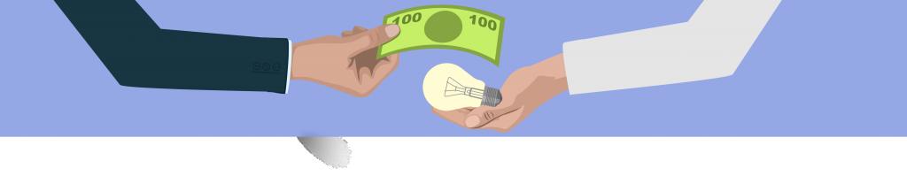 echange argent idee
