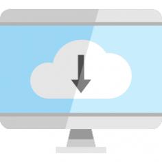 ecran icon dematerialisation