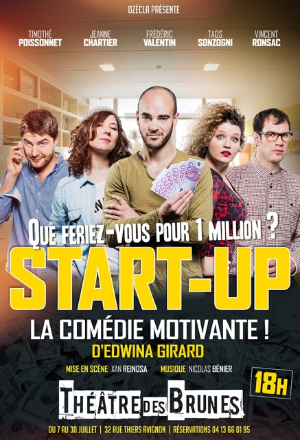 spectacle Startup