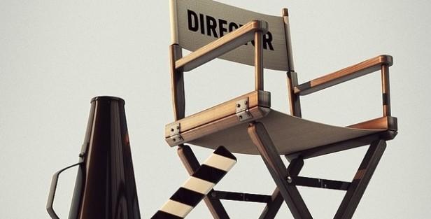 Director Chair, réalisateur cinéma